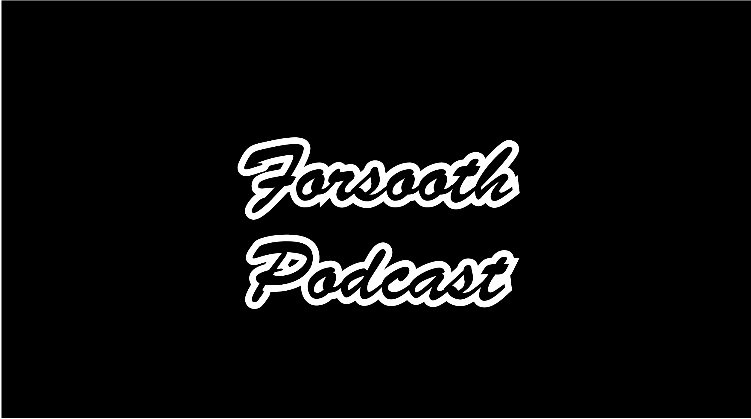 Forsooth Podcast