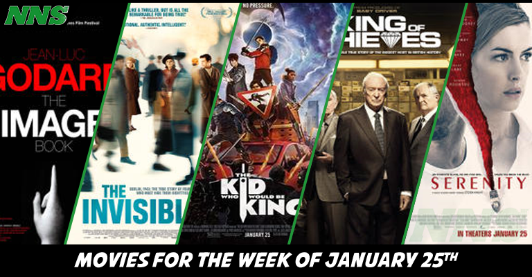 Movies Releasing For The Week of January 25 - Nerd News Social cedb707c44
