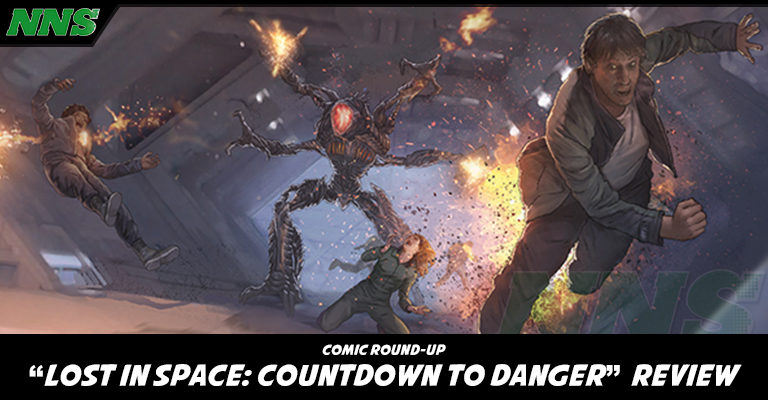 Lost in Space: Countdown to Danger